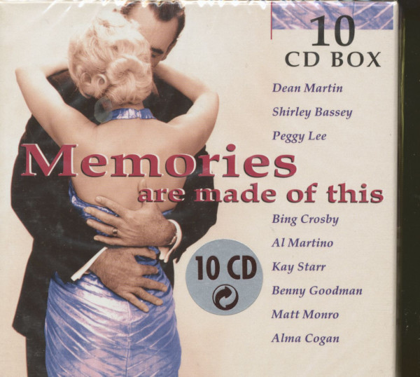 Memories Are Made Of This (10-CD)