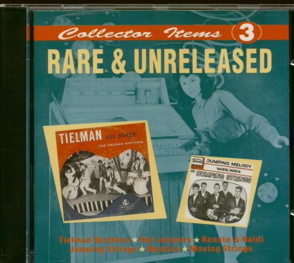 Rare & Unreleased - Collector Items Vol.3 (CD)
