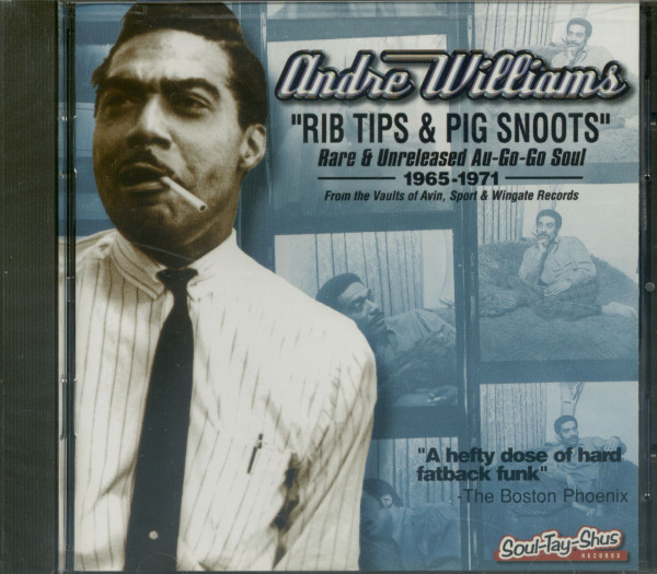 Rib Tips & Pig Snoots (CD)