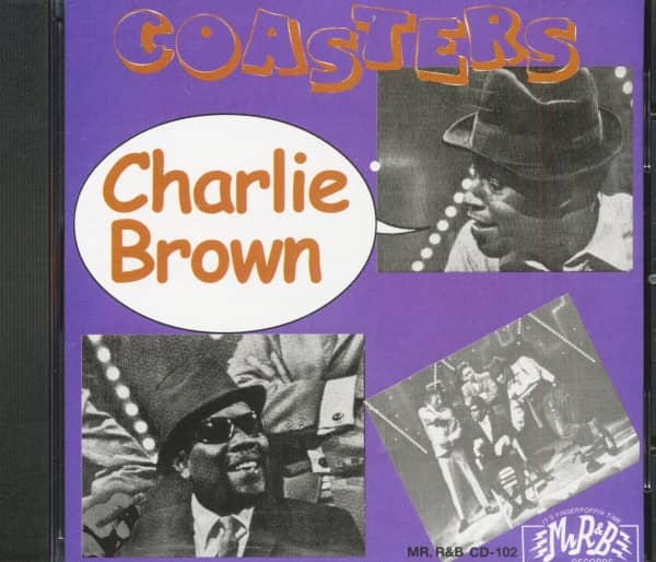 Charlie Brown - The Outtakes (CD)