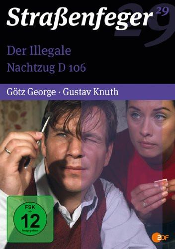 Straßenfeger Vol.29: Der Illegale - Nachtzug D 106