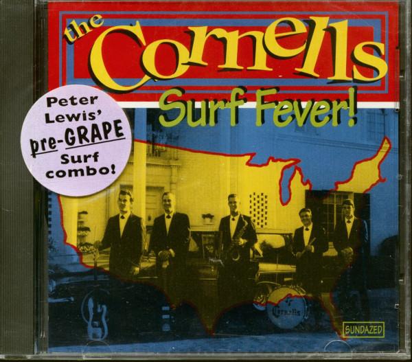 Surf Fever (CD)
