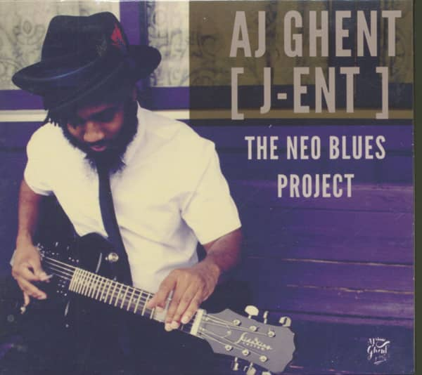 The Neo Blues Project (CD)