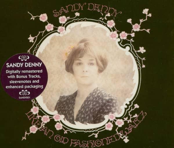 Like An Old Fashioned Waltz (CD)