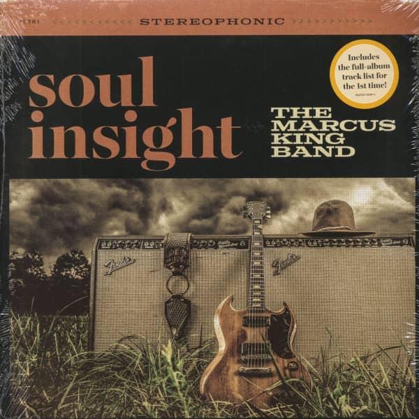 Soul Insight (2-LP)