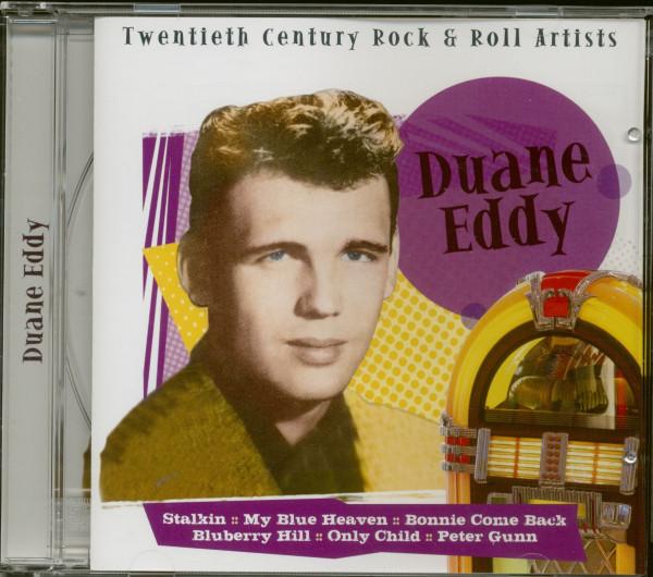 Twentieth Century Rock & Roll Artists (CD)