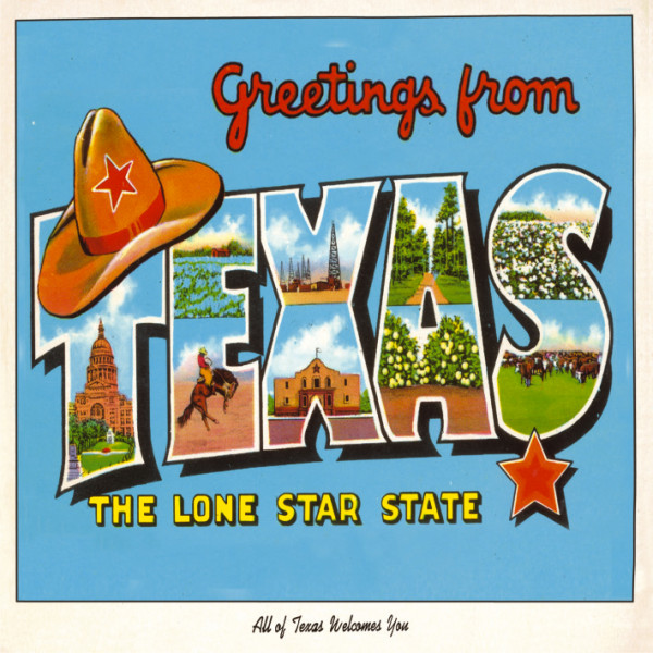 Greetings From Texas (CD)