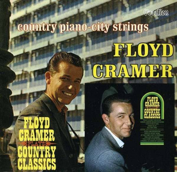 Plays Country Classics - Country Piano - City Strings