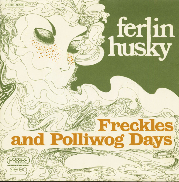 Freckles And Polliwog Days (7inch, 45rpm, PS)