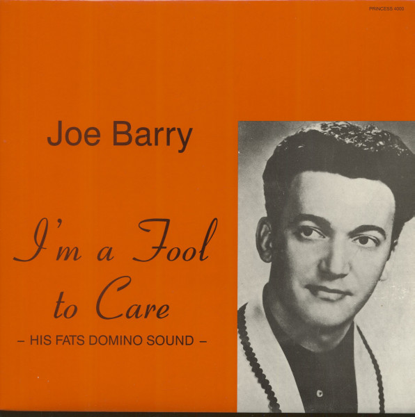 I'm A Fool To Care (LP)