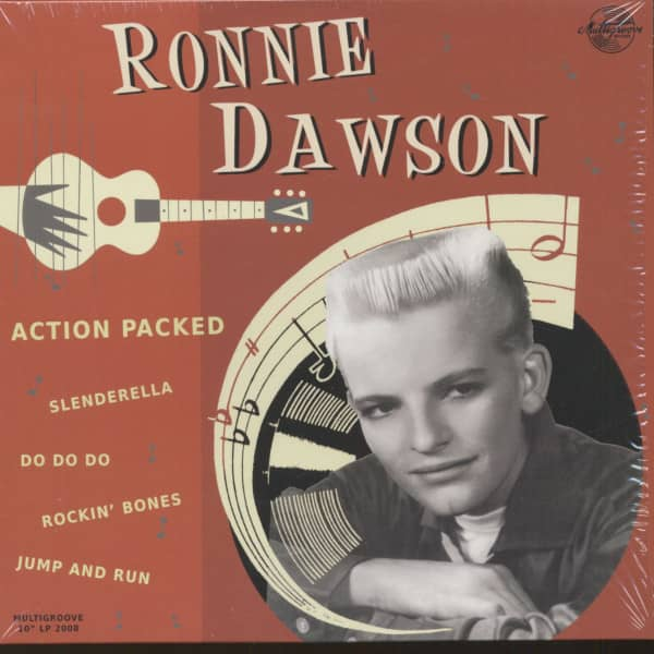 Action Packed (LP, 10inch)