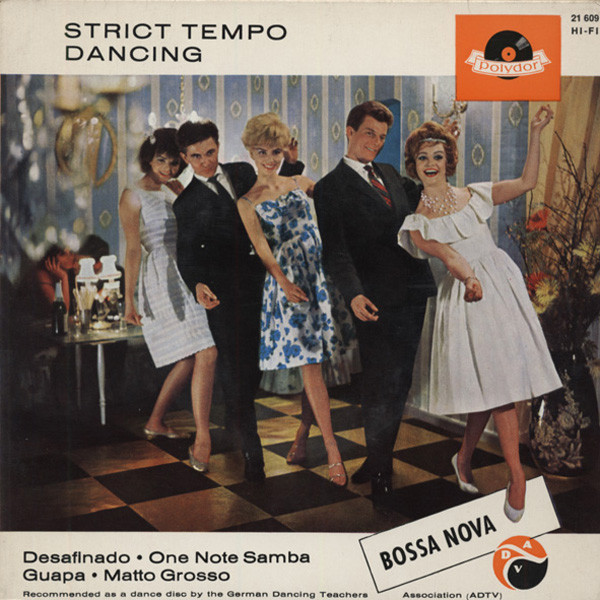 Strict Tempo Dancing - Bossa Nova 7inch, 45rpm, EP, PS