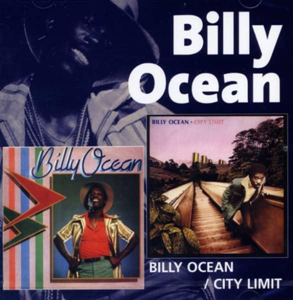 Billy Ocean Cd Billy Ocean City Limits 2 Cd Bear Family Records