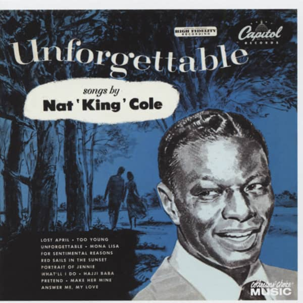 Unforgettable - Songs By Nat King Cole