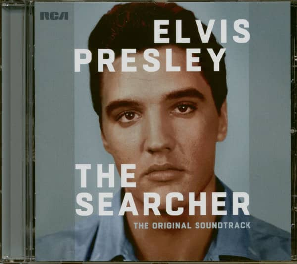 The Searcher - The Original Soundtrack (CD)