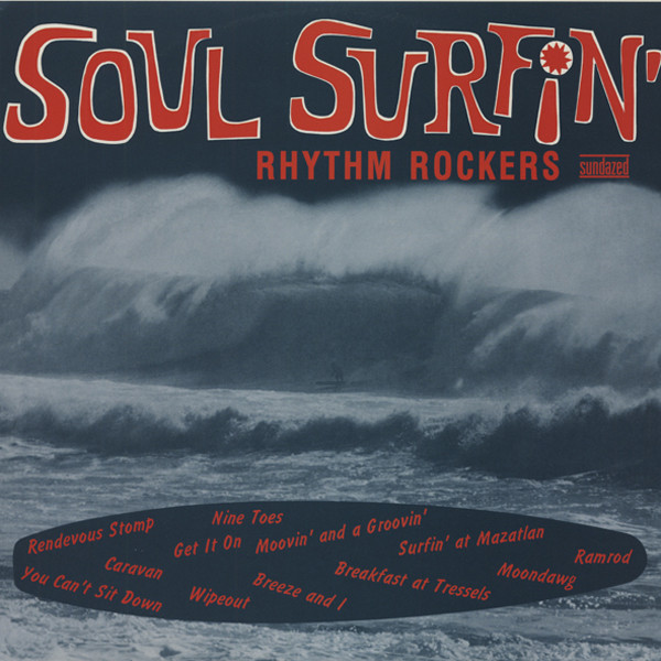 Soul Surfin' - HQ Vinyl Limited Edition