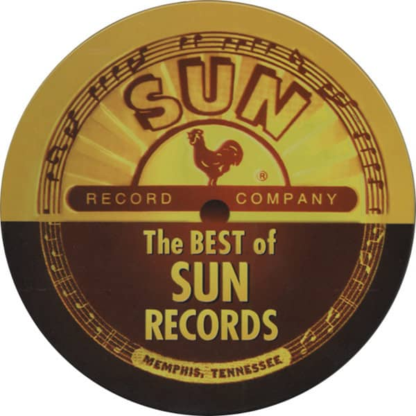 The Best Of Sun Records - Blechdose - Tin Coll.