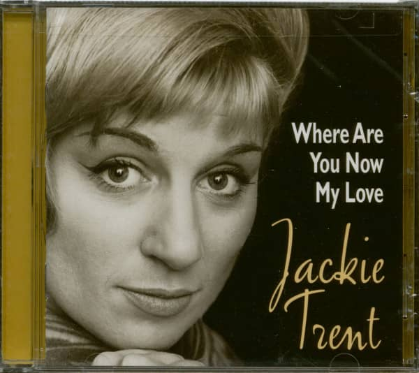 Where Are You Now My Love (CD)