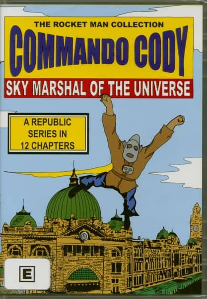 Commando Cody - Rocket Man Collection (3-DVD)