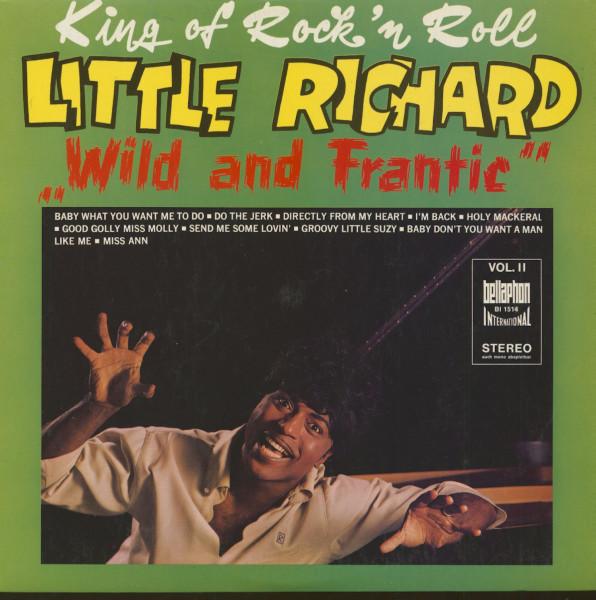Wild And Frantic - King Of Rock 'n' Roll Vol.II (LP)