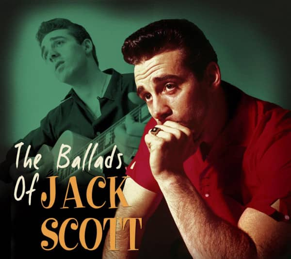 The Ballads of Jack Scott (CD)