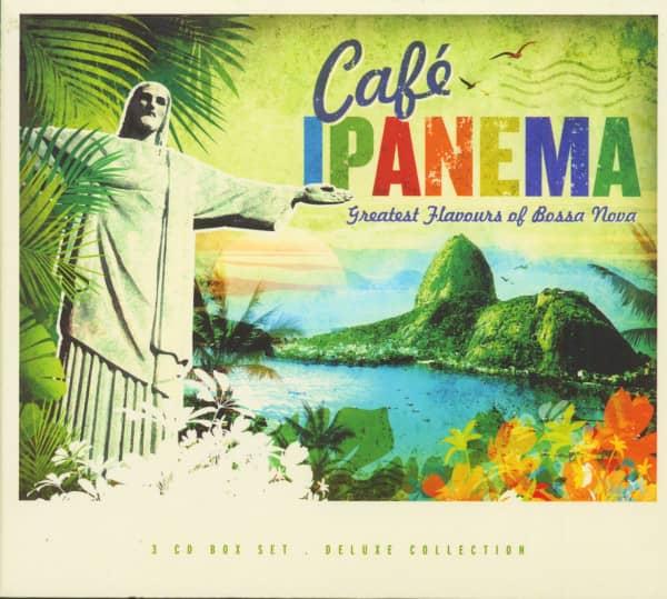 Café Ipanema (3-CD)