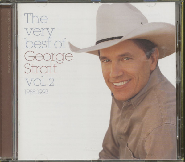 The Very Best Of George Strait, Vol.2 - 1988-93 (CD)