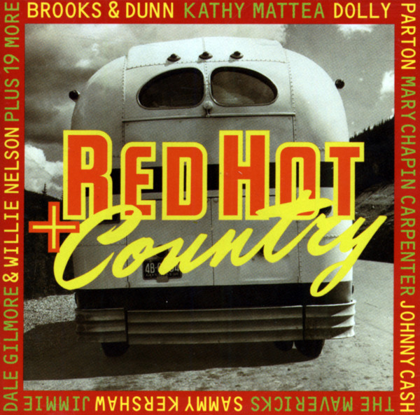 Red Hot & Country (CD)