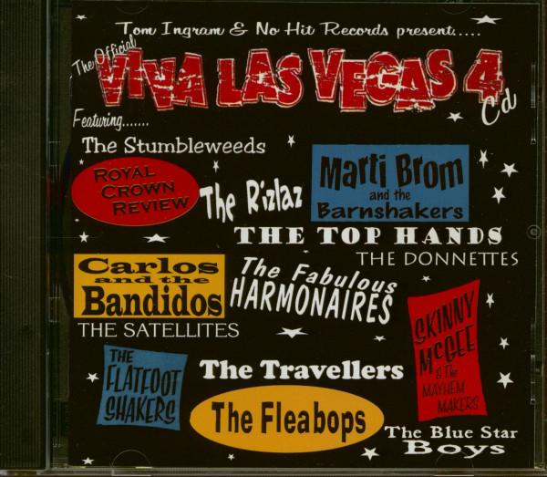 Viva Las Vegas #4 (CD)