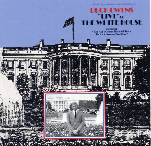 'Live' At The White House (1972)...plus