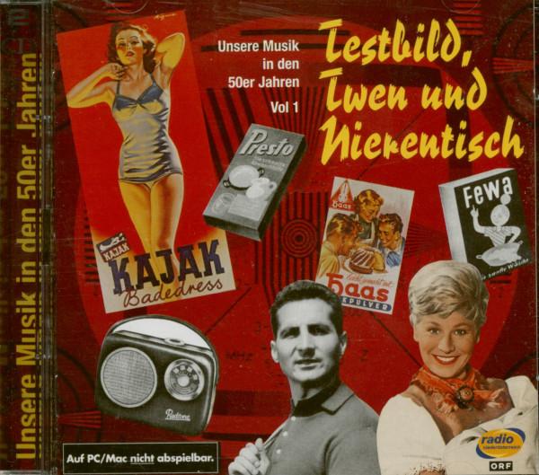 Testbild, Twen & Nierentisch (2-CD)