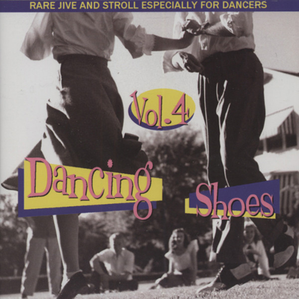 Vol.4, Dancing Shoes