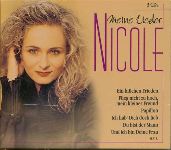 Meine Lieder (3-CD)