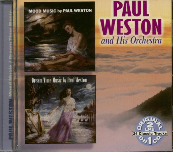Mood Music - Dream Time Music (CD)