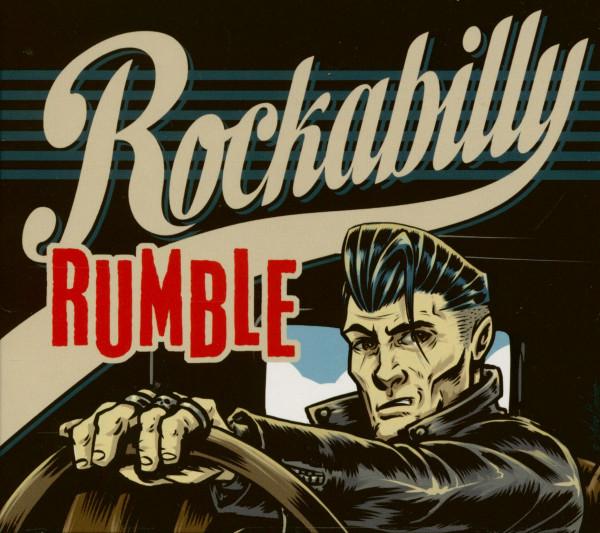 Rockabilly Rumble (CD)