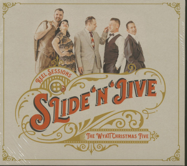 Slide'n Jive (CD)