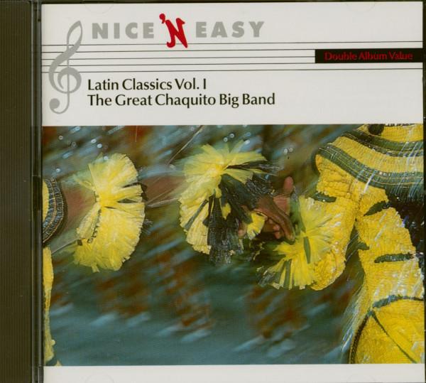 Latin Classics Vol.1 (CD)