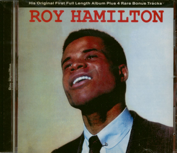 Roy Hamilton...plus (CD)