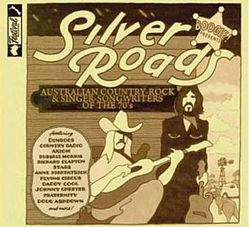 Boogie! Presents: Silver Roads (2-CD)