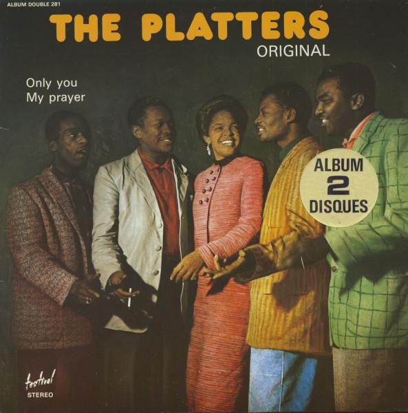 The Platters - Original (2-LP)