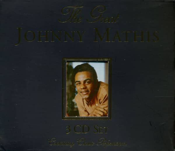 The Great Johnny Mathis (3-CD)