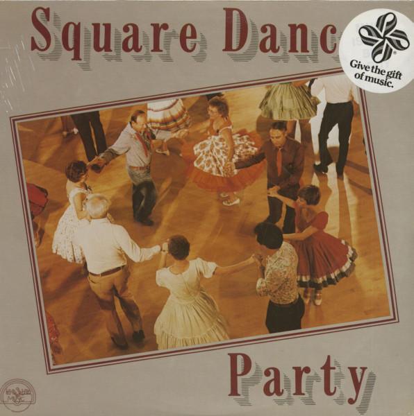 Square Dance Party (LP)