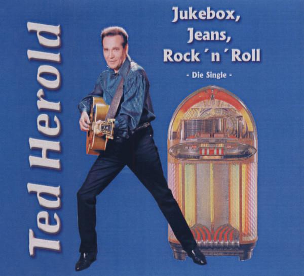 Jukebox, Jeans, Rock & Roll - CD Single