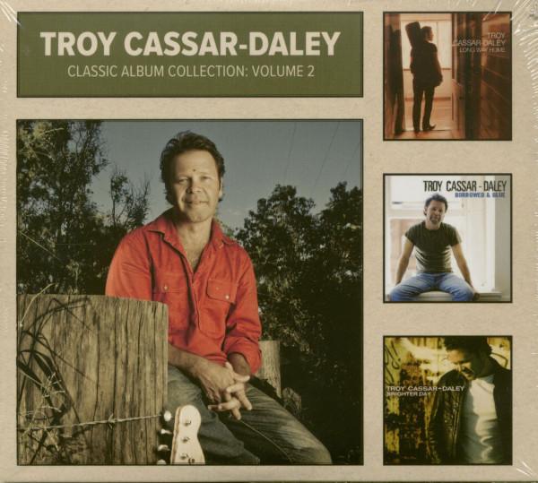 Classic Album Collection: Volume 2 (3-CD)