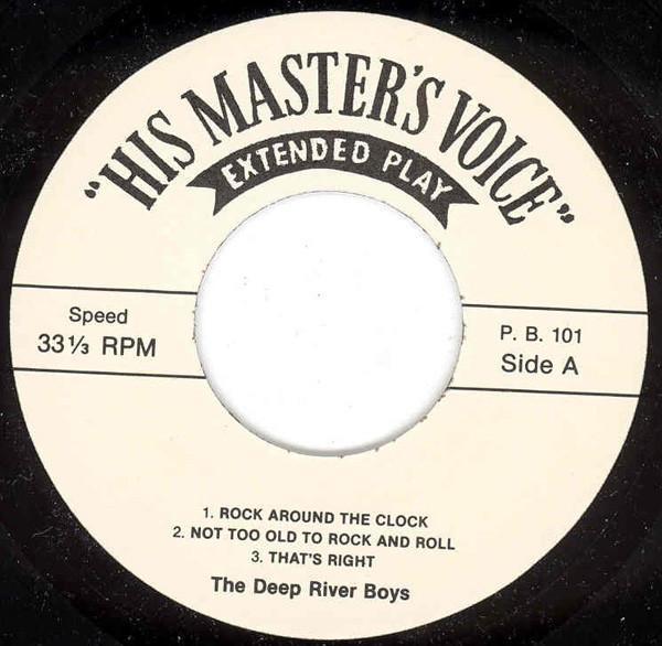 Rock Around The Clock EP 7inch, 45rpm (6-tracks)