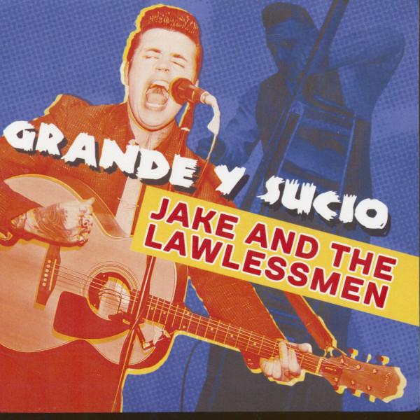 Grande Y Sucio (CD)
