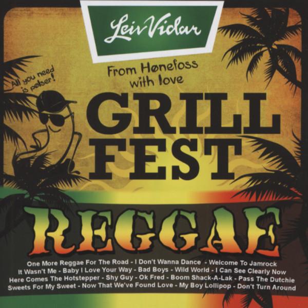 Grillfest (Festival) Reggae (2-CD)