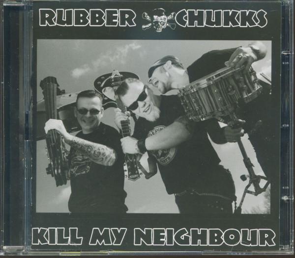 Kill My Neighbour (CD)