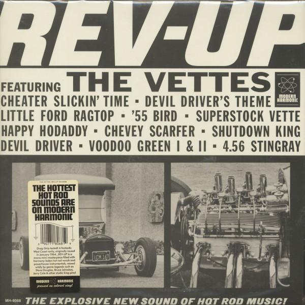 Rev-Up (LP)