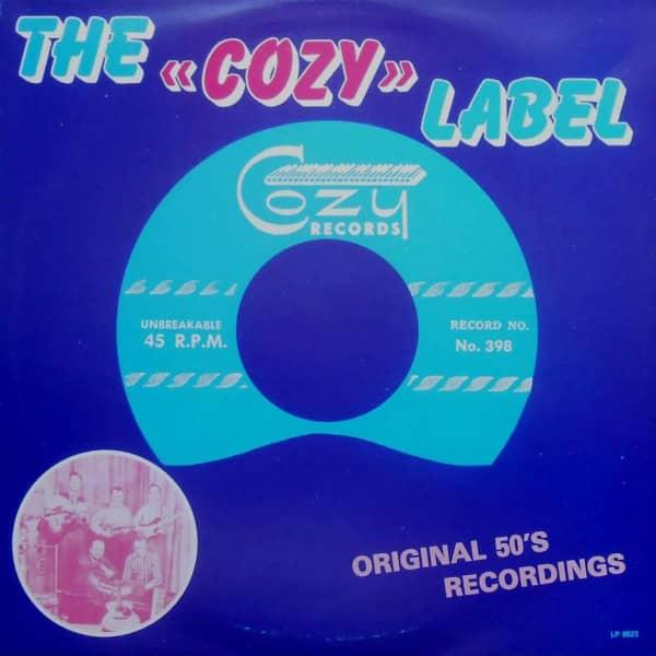 The Cozy Label (LP)